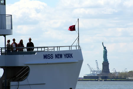 Miss New York Boat