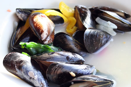 Moules, Mussels